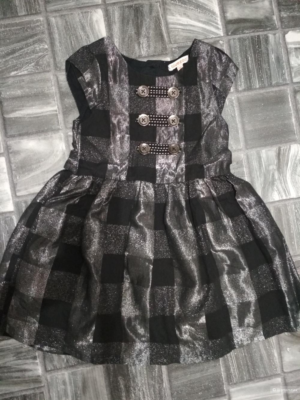 Платье bluezzo размер 6