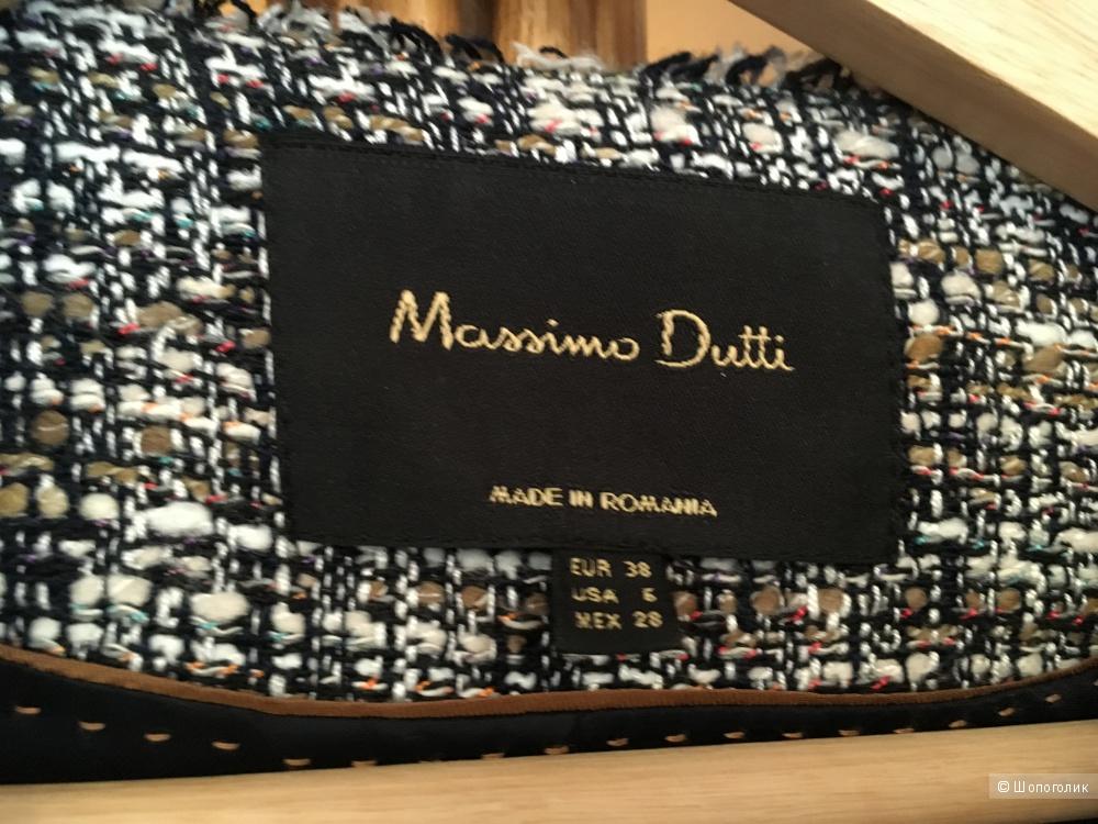 Жакет Massimo Dutti 38 размер