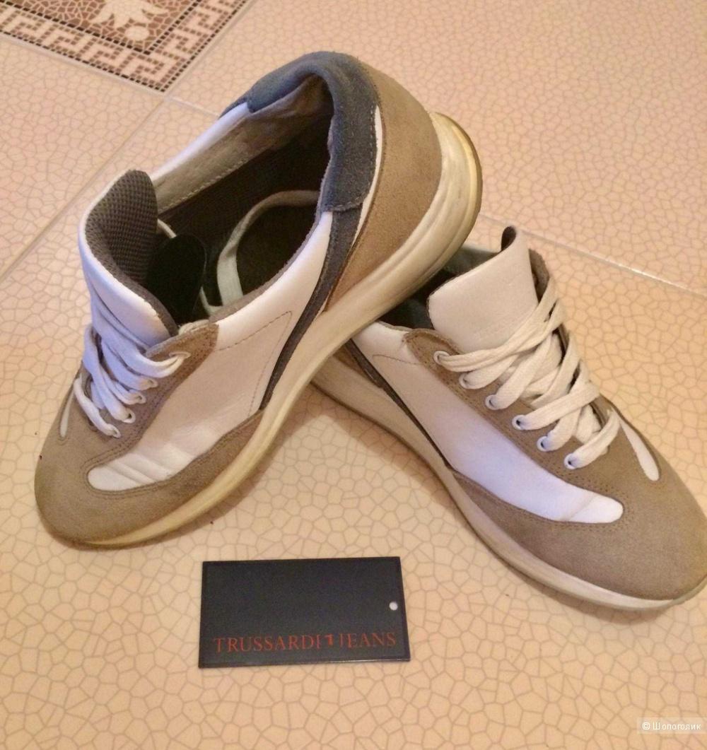 Кроссовки Trussardi размер 37