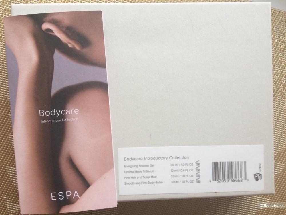 Набор с миниатюрами средств для тела ESPA Bodycare Introductory Collection(30+12+30+30мл)