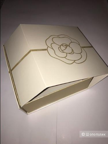 Chanel Camelia коробка подарочная
