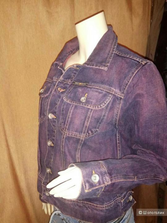 Куртка джинсовая DKNY размер M/L