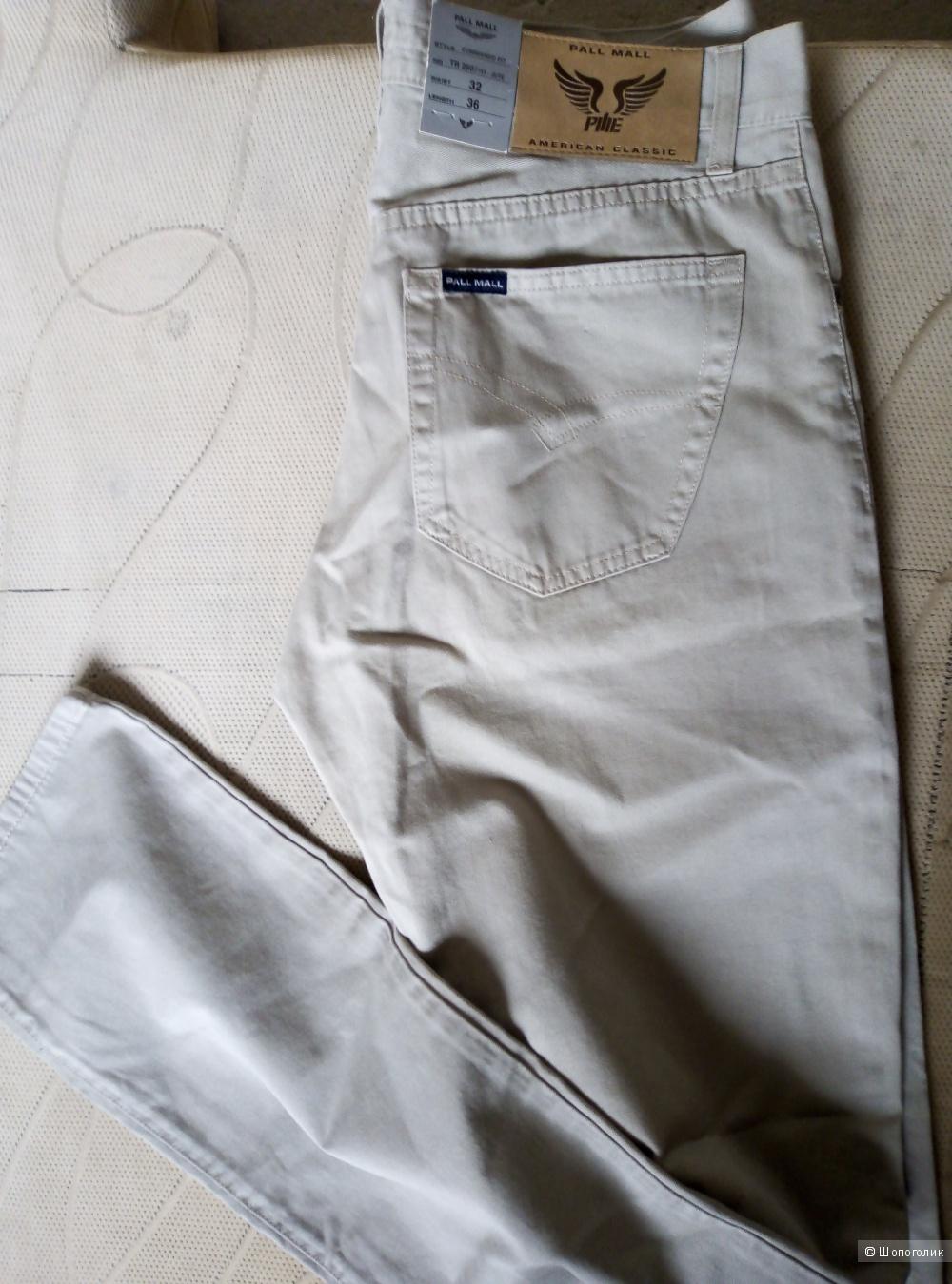 Мужские брюки PALL MALL, 32/36