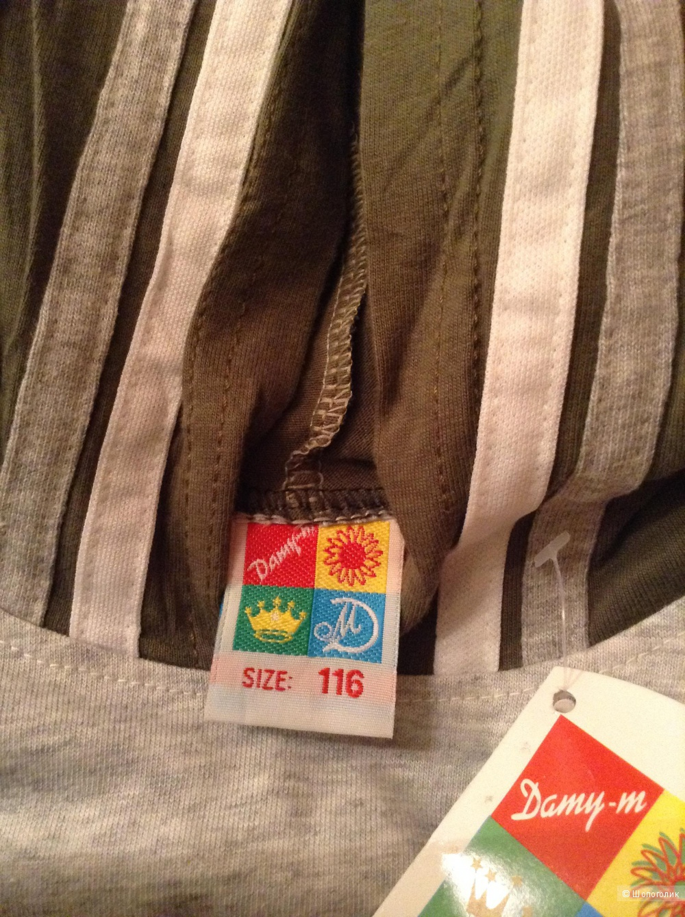 Детская футболка Damy-M, размер 116