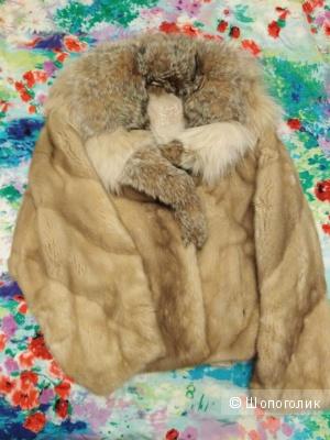 Шуба из норки  Gata Fur 46-48 размера
