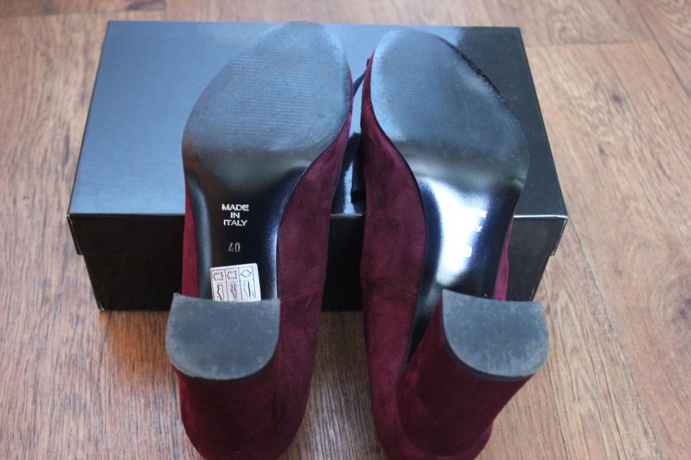 Туфли PIERLUIGIBALEANI, 40 размер