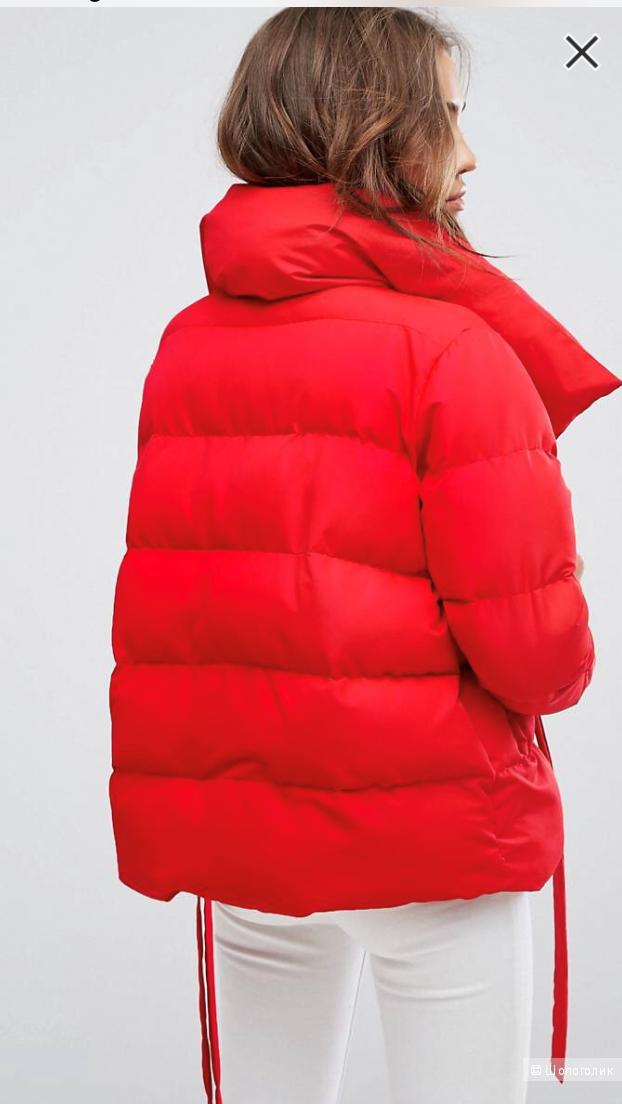 Куртка Boohoo, размер 42-44