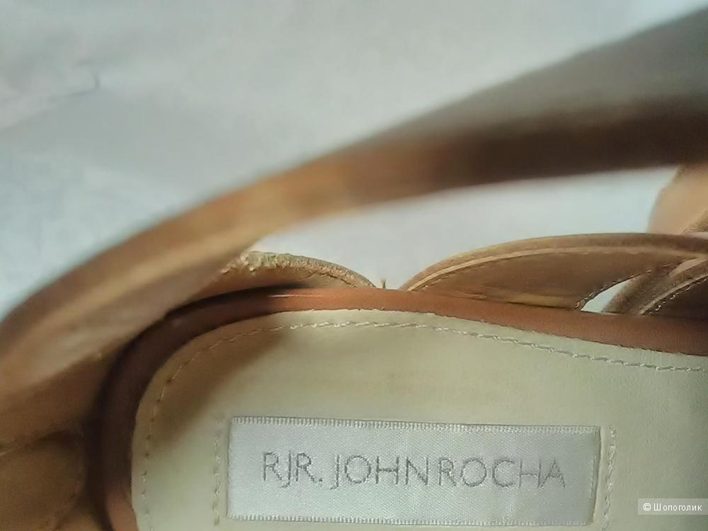 Босоножки RJR.JOHNROCHA Размер 38