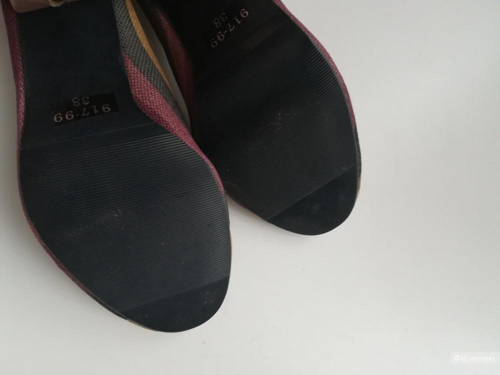 Туфли shoes blah, размер 37