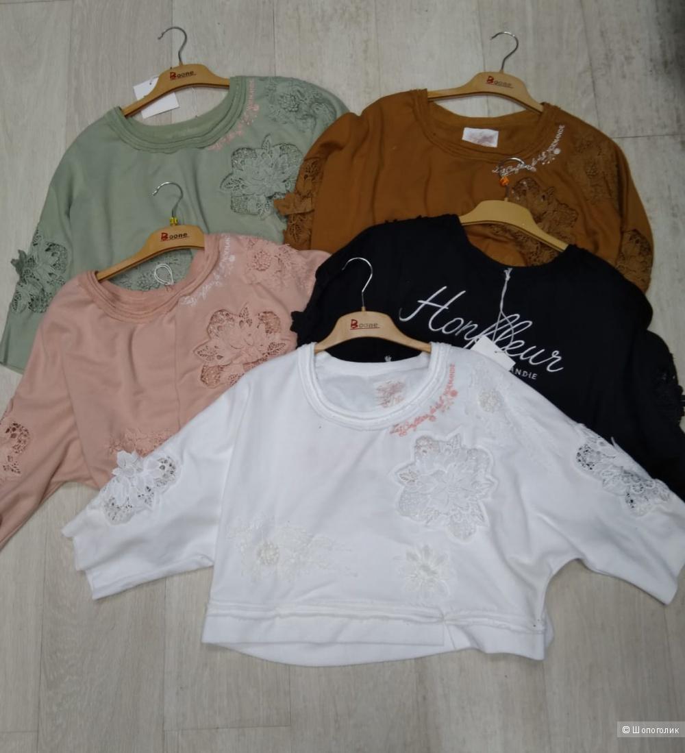 Блузка oversize