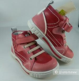 Ботинки для девочки Dpam 20 размер