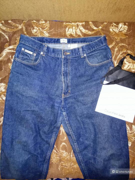 Джинсы Calvin Klein размер W34