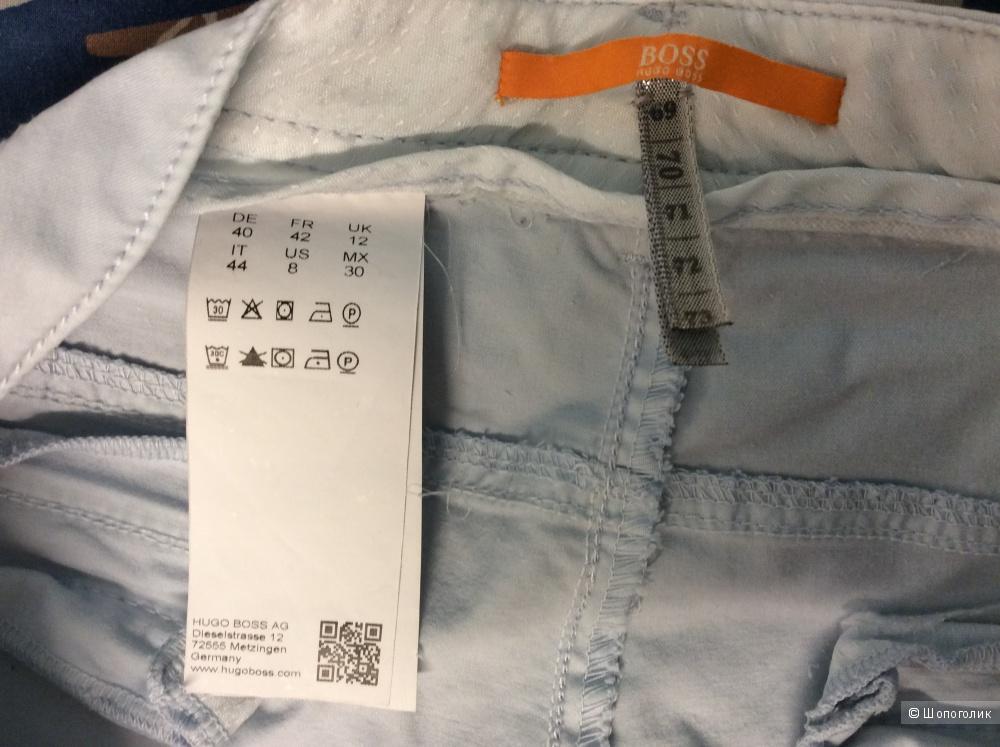 Летние брюки-чино Boss Orange р.40DE (на 46-48)