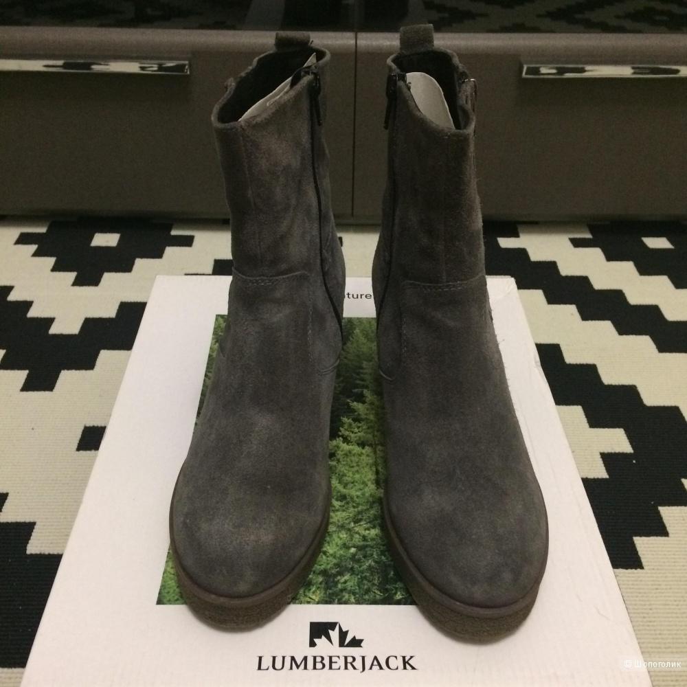 Ботинки Lumberjack, 38 размер.