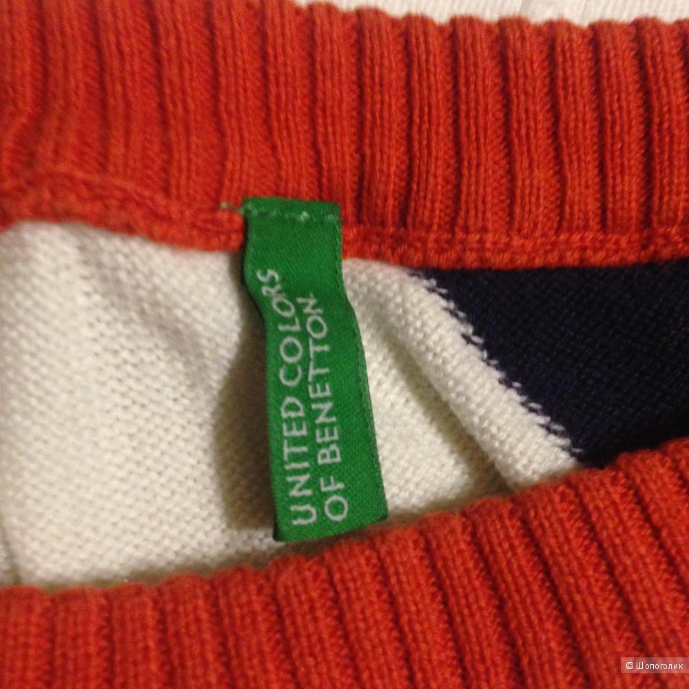 Пуловер-джемпер  United Colors of Benetton, 44 размер