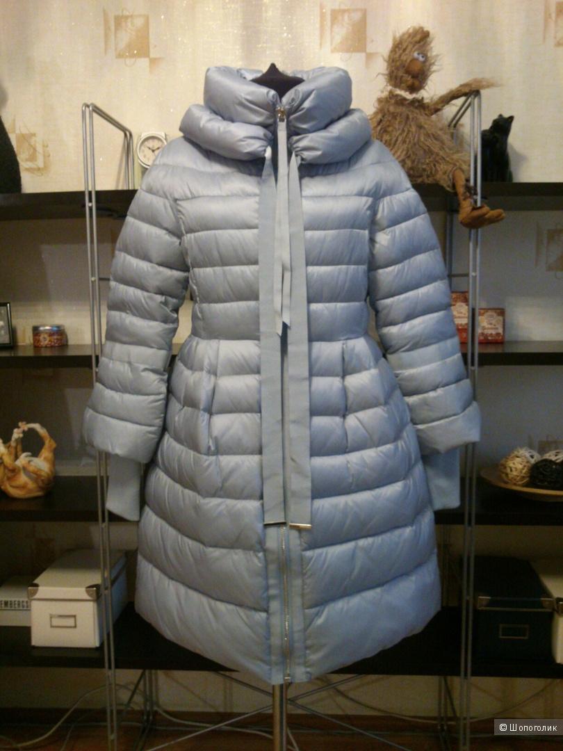 Стеганое пальто Clasna. Размер: М (на 44 размер).