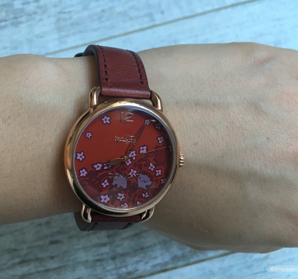 Часы Coach