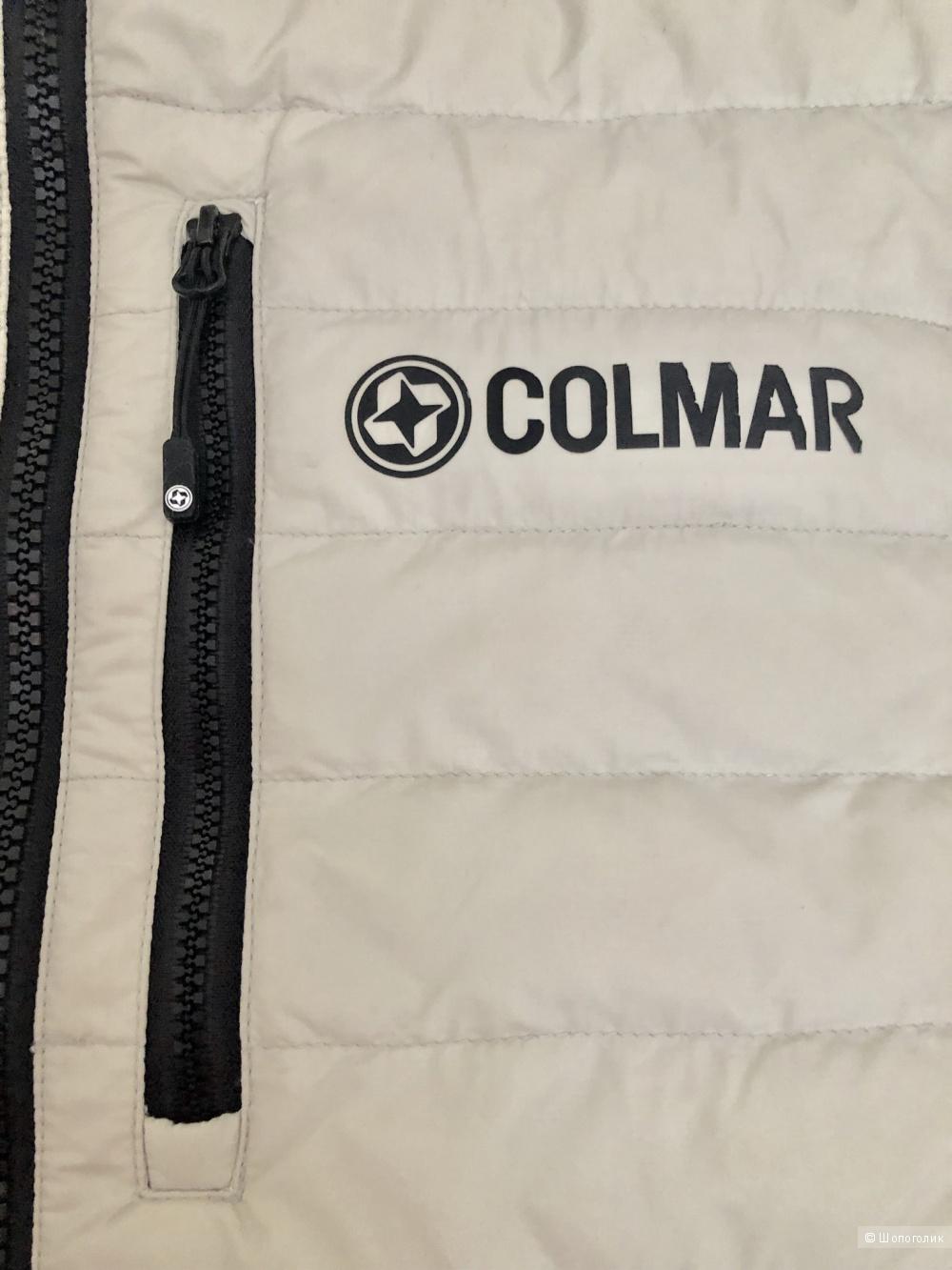 Пуховик Colmar, размер М-L.