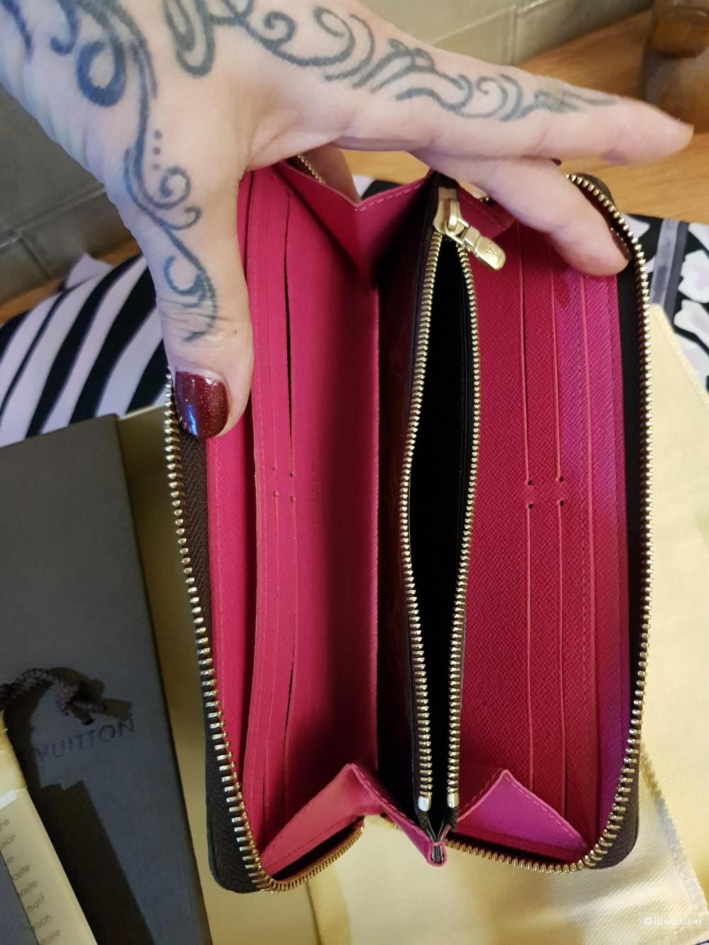 Кошелек Louis Vuitton, 20*9,5*2 см