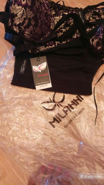 Комплект корсет и трусики Milanni размер M/L