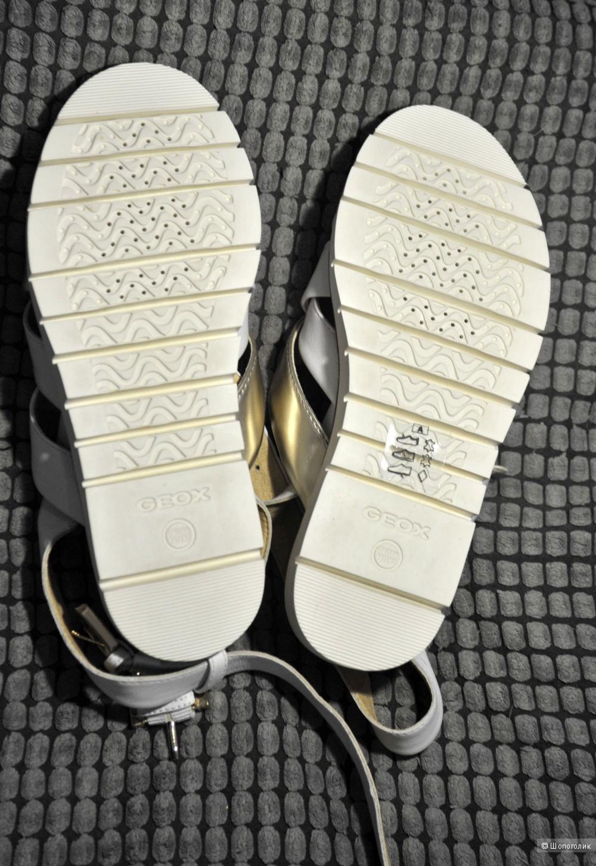 GEOX сандалии, 34-35 размер.