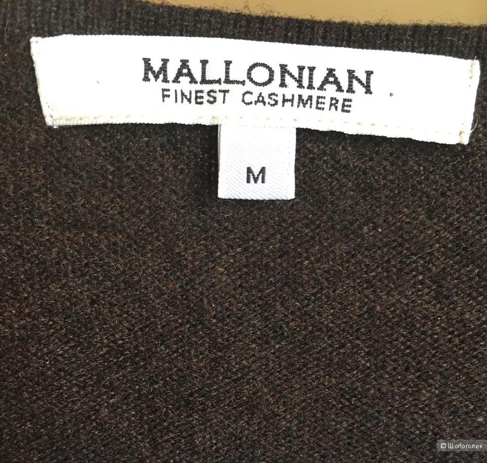 Кашемировый джемпер  Mallonian, размер М