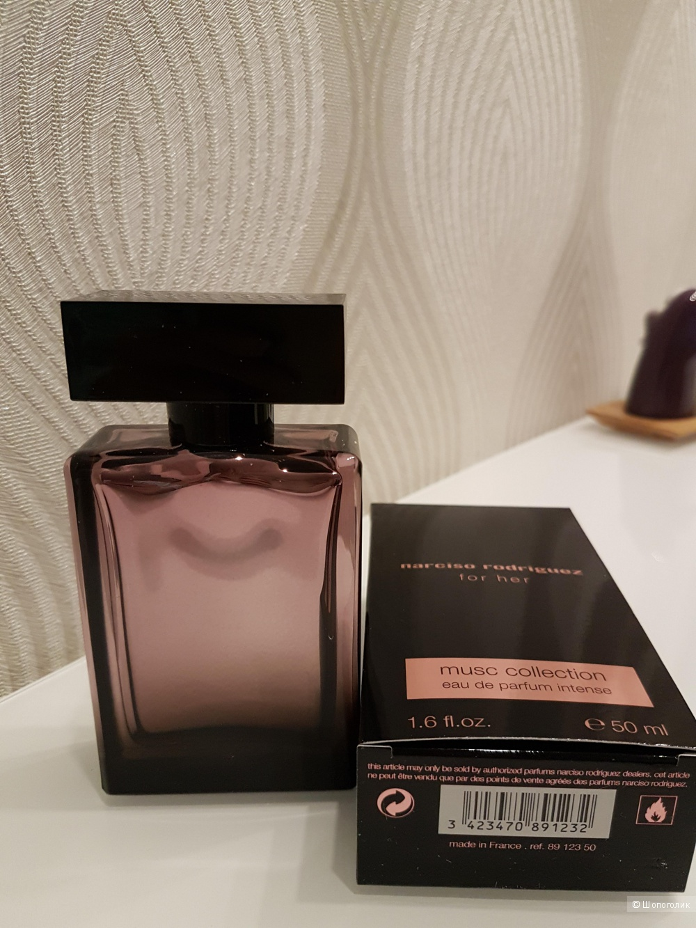 Парфюмерная вода NARCISO RODRIGUEZ MUSC COLLECTION INT