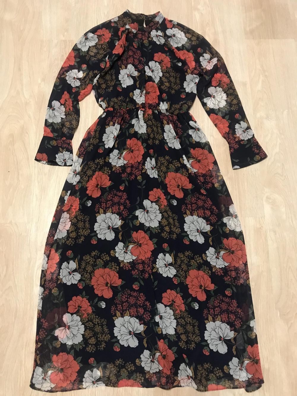 Платье Zara, размер 42-44