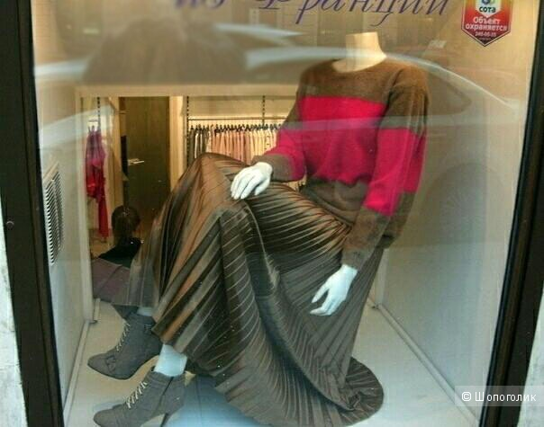 Юбка плиссе Couture размер S/M