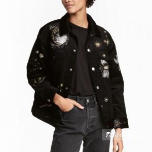 Куртка hm trend размер 46/48