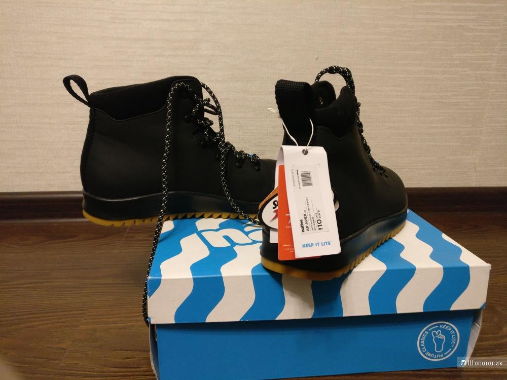 Высокие ботинки NATIVE размер 43 EU.