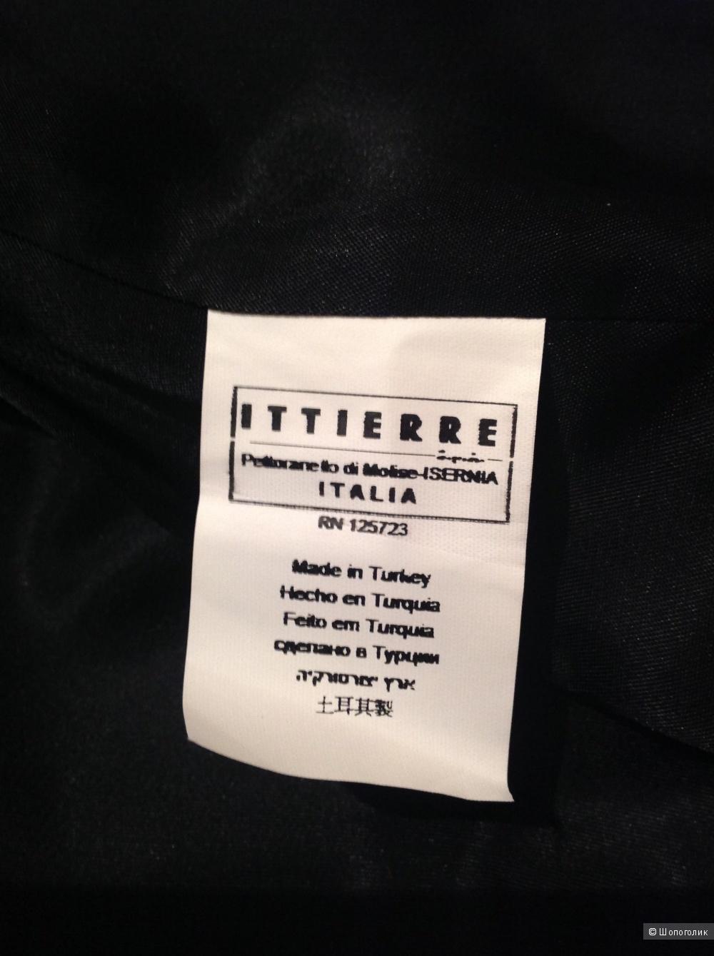 Кожаная куртка Ferre Milano, на 48-50-52