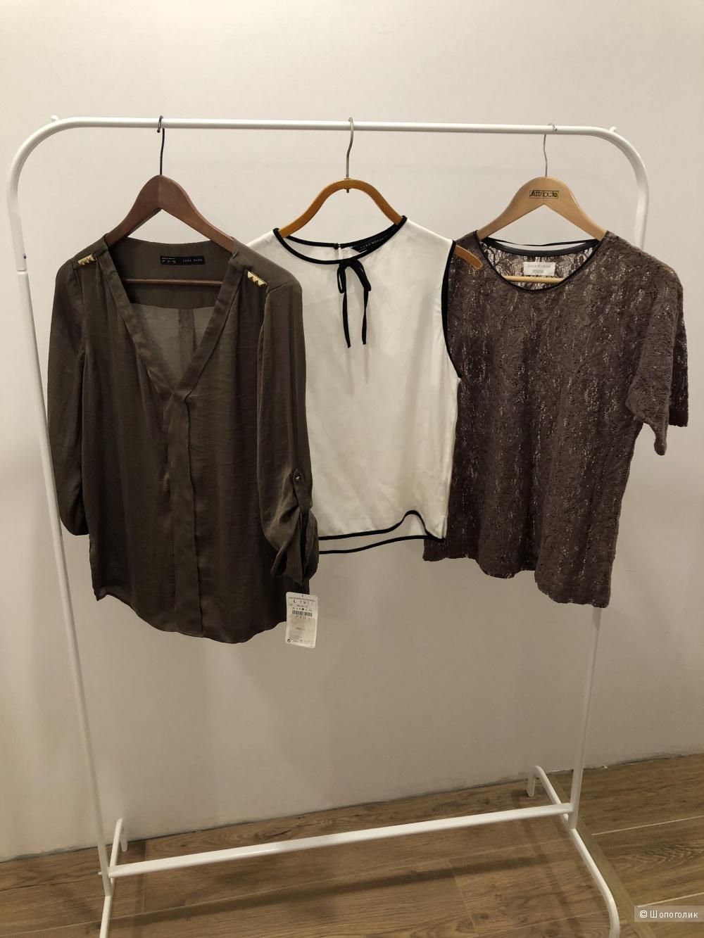 Сет из 3 вещей, Zara, размер L