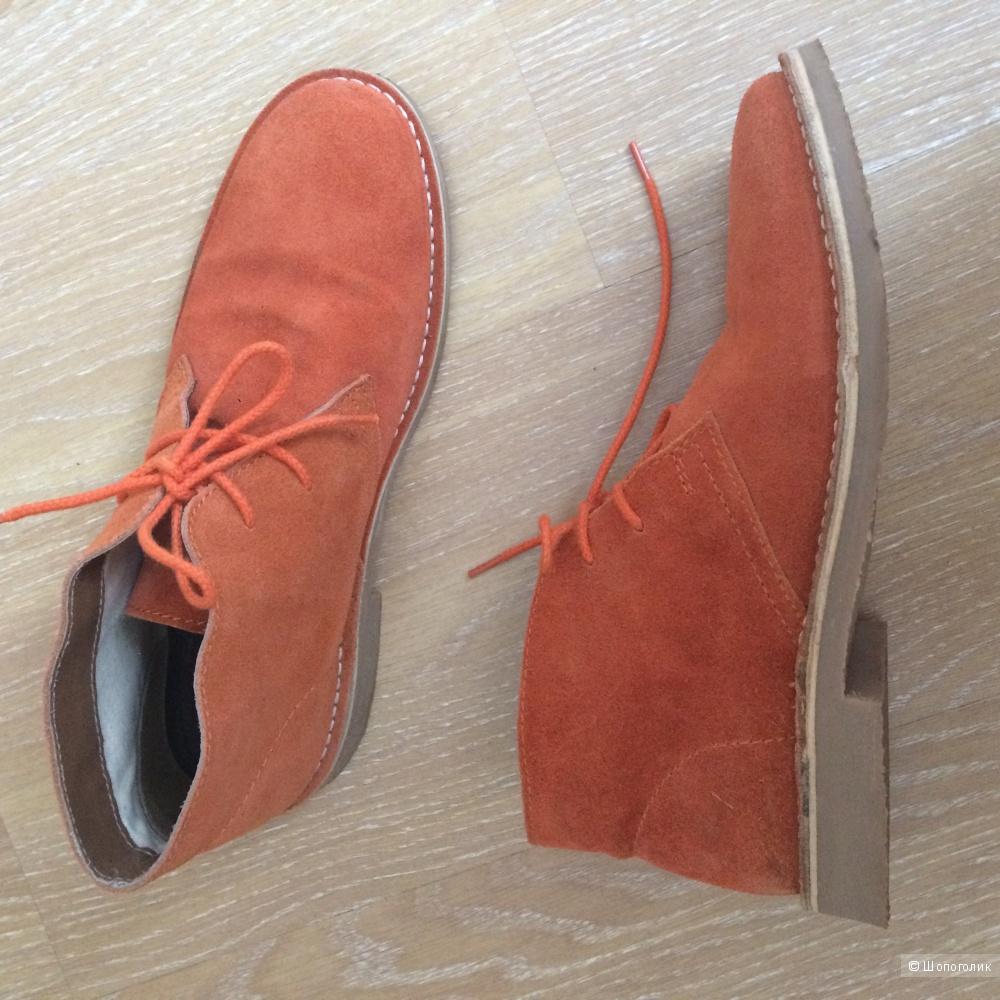 Ботинки Asos, р-р 40