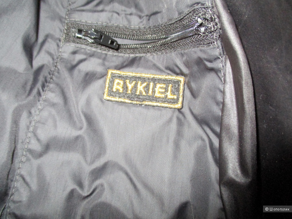 Пуховик   Sonia Rykiel размер 42-46