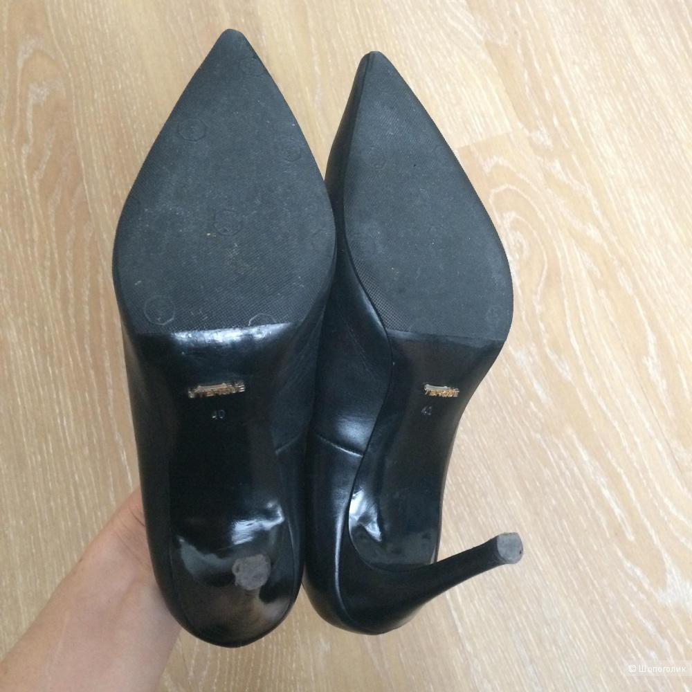 Туфли Uterque, р-р 40