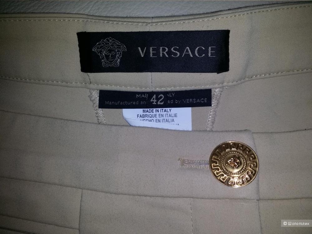 Брюки Versace , дизайнерский 42, росс. 44