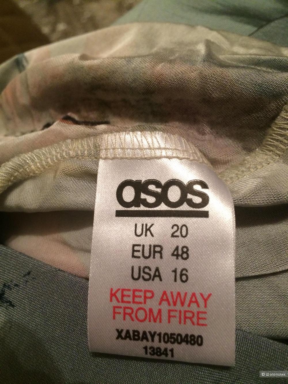 Платье Asos curve 50-54 размер