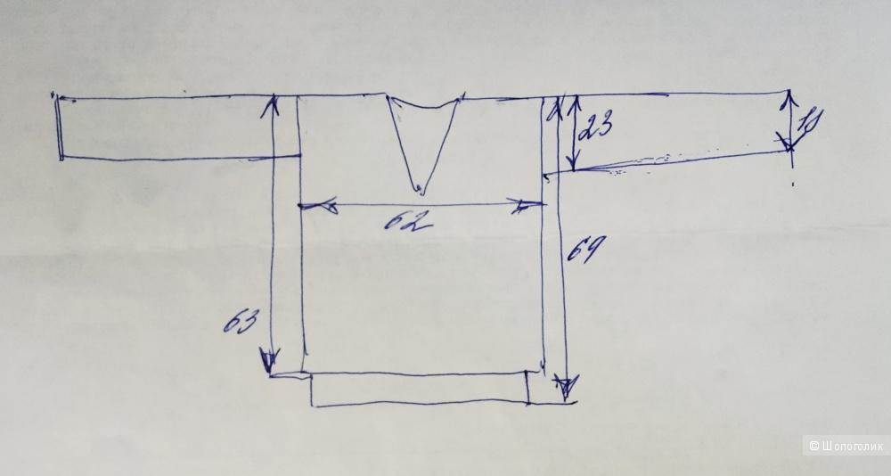 Джемпер, H&M, oversize (р.46-48-50)