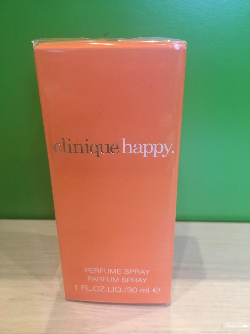 Clinique happy parfum spray 30мл.