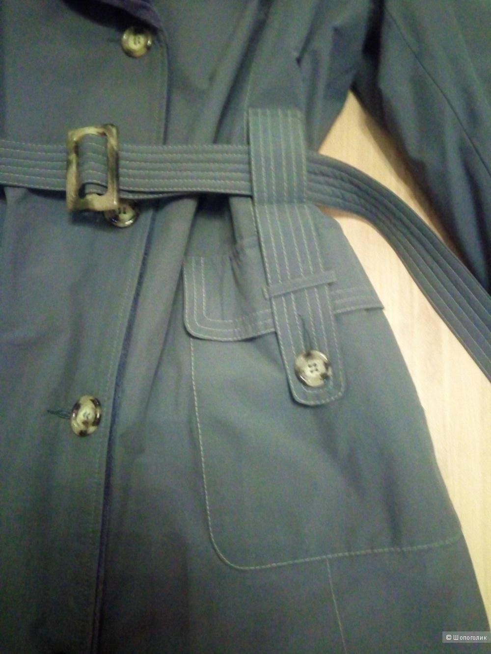 Пальто- плащ, размер М