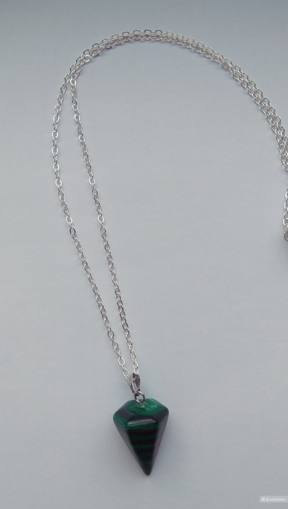Колье с ониксом, Fashion Jewelry, one size