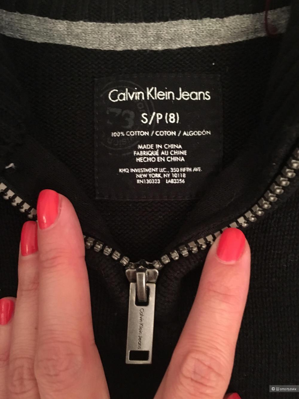 Свитер Calvin Klein 8-10лет
