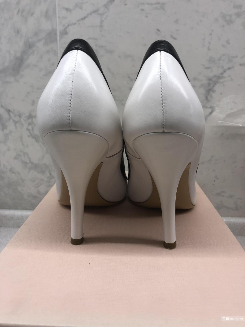 Туфли vero cuoio 39 размера