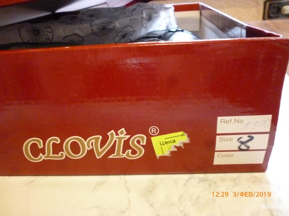 Полусапожки Clovis, 38
