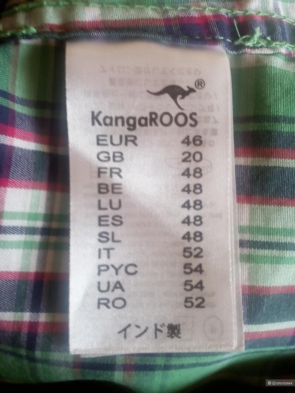Рубашка Kangaroos, 54 размер