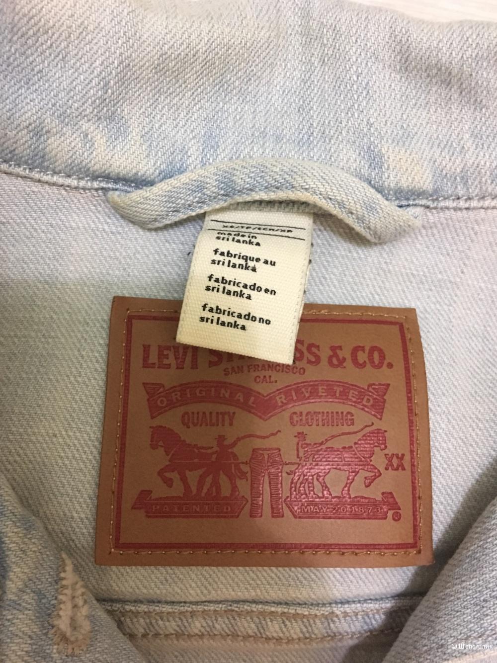 Куртка Levi's хс