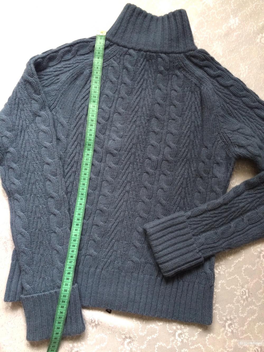 Сет из двух вещей: Кардиган iBlues + свитер West Point 42-44