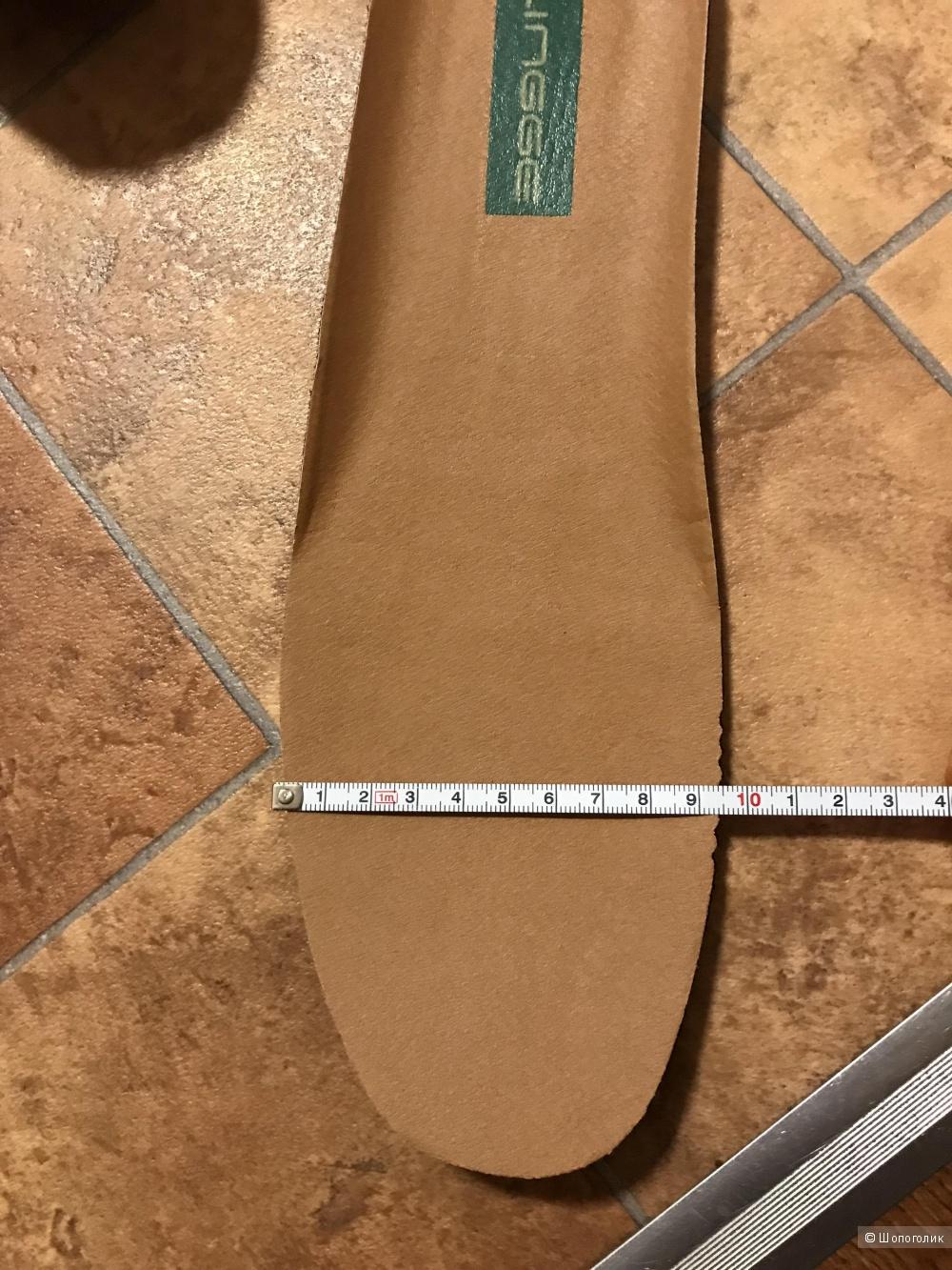 Мокасины Lingge размер 44( большемерят)