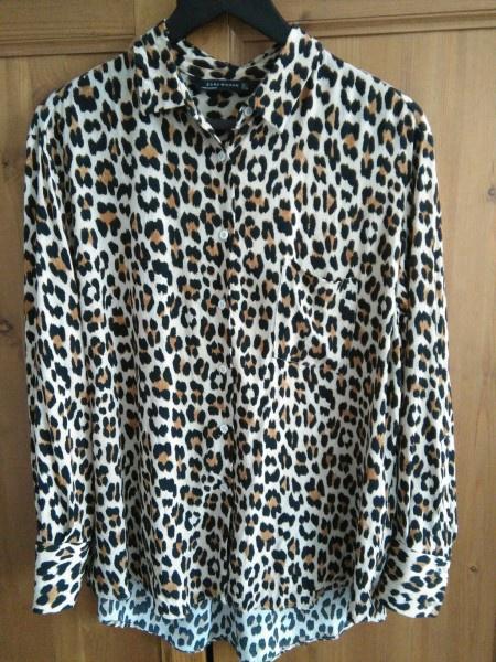 Рубашка Zara размер L